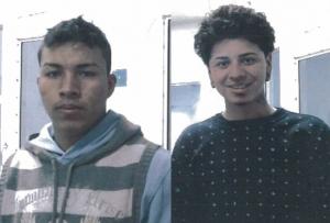 Escaped juveniles Yuvine Eusada-Alvares & Jonathan Grandes Maves -  Photo: South Salt Lake Police Dept.