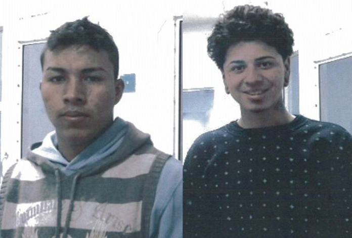 Two Escapees From S.L. County Juvenile Detention
