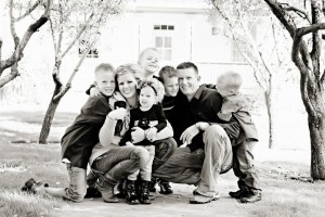 Terry Family  (Kisses for Kycie Facebook)