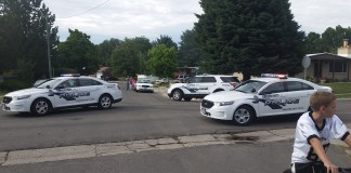 Gunfire in Holladay Neighborhood