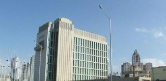 US Embassy In Havana Cuba