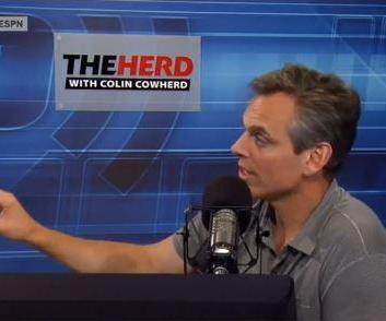 Colin Cowherd Off ESPN Airwaves