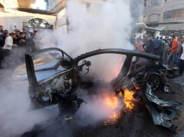 Islamic State Implicated In Car Bombings