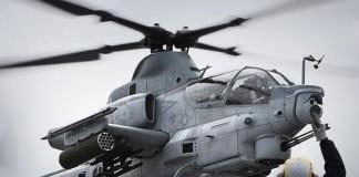 USMC AH-1Z Helicopter