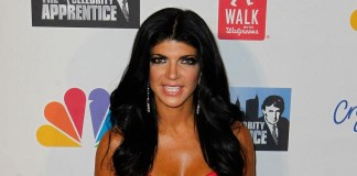 Teresa Giudice to be Featured from Prison