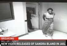 Texas Jail Releases Sandra Bland Video