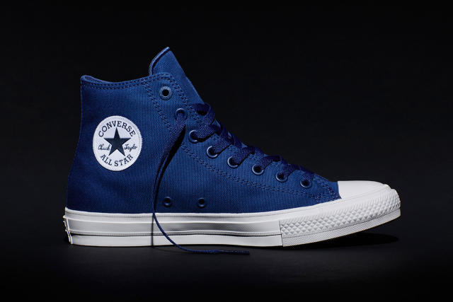 First New Converse All Star Design In 100 Years Unveiled. First New Converse All Star Design In 100 Years Unveiled