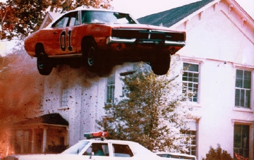Dukes Of Hazzard S General Lee Gets A Paint Job