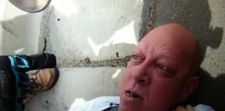 Arizona Road Rage Incident Video Screenshot