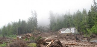 Alaska Mudslide