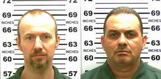 Richard Matt and David Sweat NY Escapees