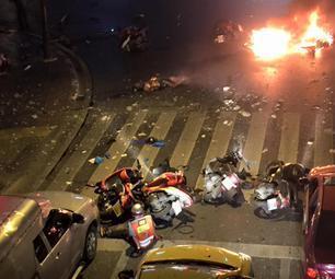 Bankok Bombing
