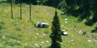 Man Who Died After Driving Off Guardsman's Pass Cliff Identified