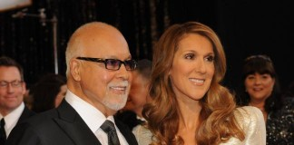Celine Dion Says Husband Rene