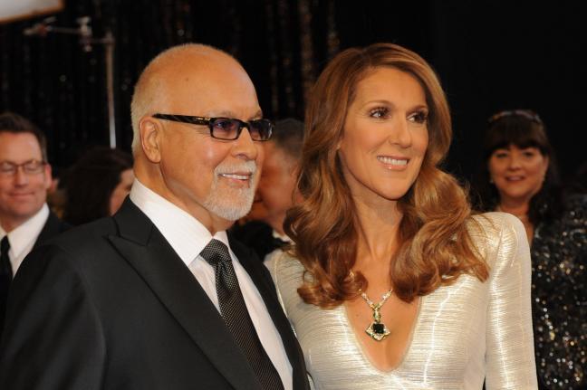 Celine Dion Says Husband Rene
