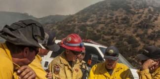 Napa California Fire Fighters