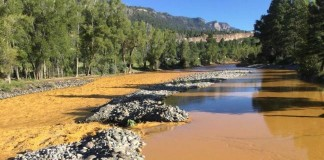 Wastewater Spill In Colorado River