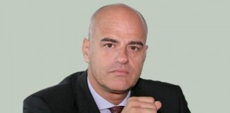 Eni Chief Executive Claudio Descalzi