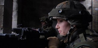 Female Troops at no Greater Risk Than Men for PTSD