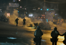 Dozens Of Shots Fired In New Round Of Ferguson Riots