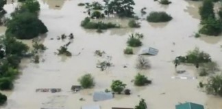 Flooding And Landslides In India and Myanmar