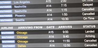 FAA Control Center Glitch Causes Delays