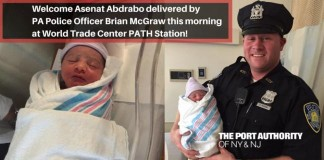Healthy Baby Born At World Trade Center Train Station, First Since 9/11 Attacks