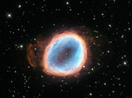 Dying Star Captured by Hubble Space Telescope