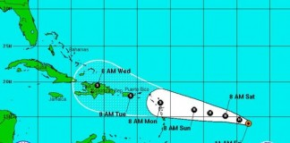 Hurricane Danny Upgraded