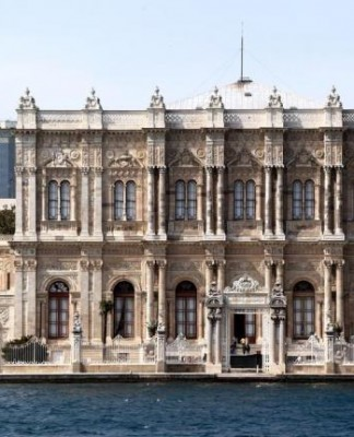 Istanbul's Dolmabache Palace
