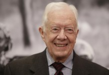 Jimmy Carter says Liver Surgery Revealed he Has Cancer
