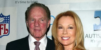 Kathie Lee Gifford Honored Frank Gifford