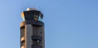Louis Armstrong International Airport Tower