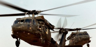 U.S. Military Helicopter Crash Off Okinawa