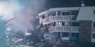 Motel 6 Gas Leak Explosion