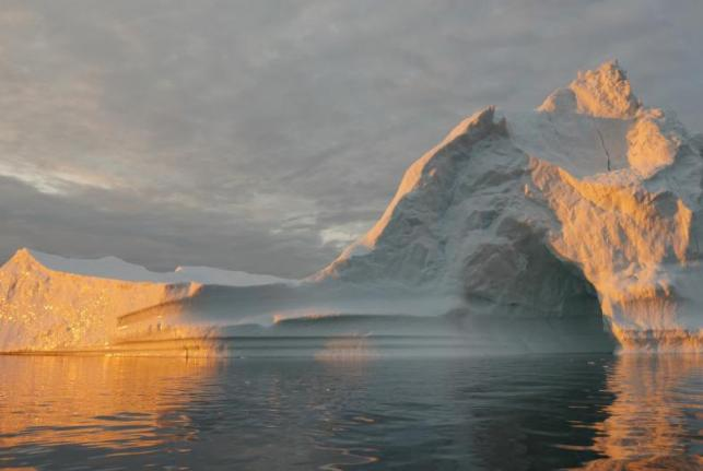 Collapsing Ice Sheets