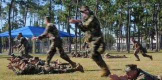 No Injuries at Camp Shelby