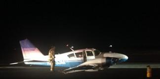 Plane Makes Emergency Landing in Ogden