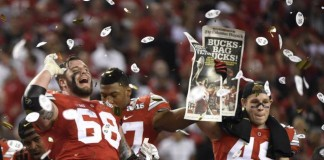 Ohio State Buckeyes Win 2015 College Football Playoff