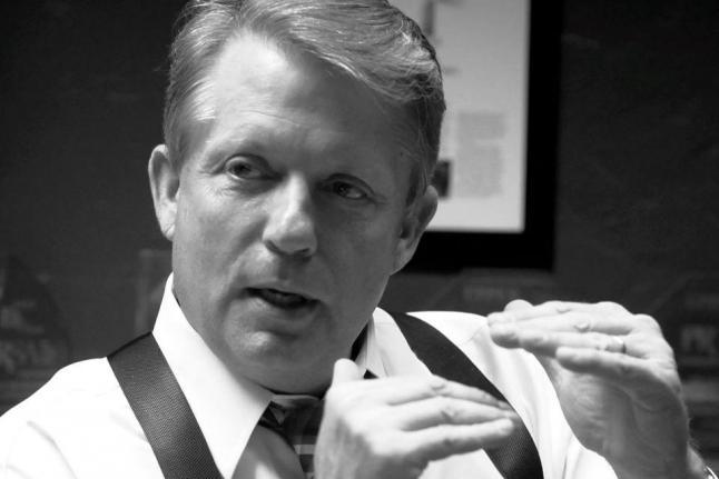 Oklahoma Labor Comissioner Mark Costello