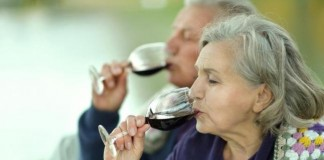 People Over 65 Drinking At Unsafe Levels