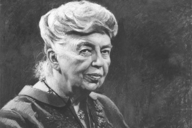 Eleanor Roosevelt on 10 Dollar Bill