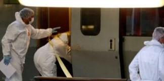 Failed Mass Murder Plot Commuter Train France