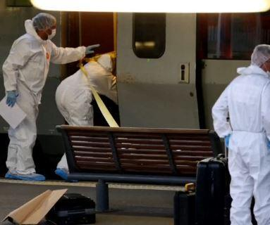 Failed Mass Murder Plot Commuter Train France