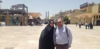 Rezaian Attends Tehran Hearing