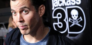 Steve-O Charged After Anti-Seaworld Stunt