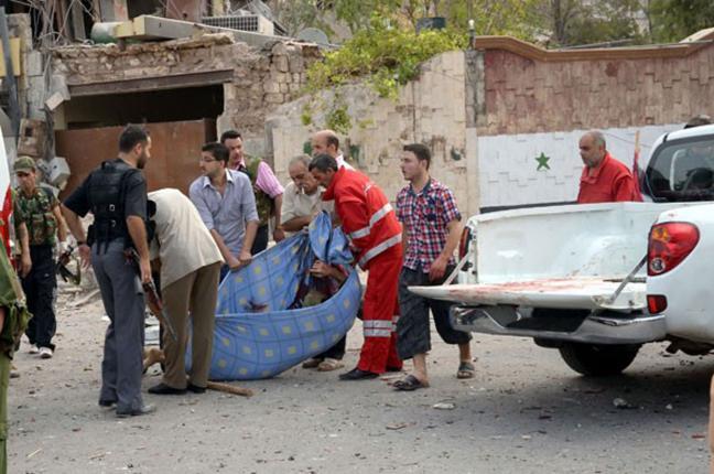 Airstrikes Kill And Wound 1,300 Civilians In Rif Dimashq Province