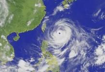 Taiwan China Typhoon Souldelor
