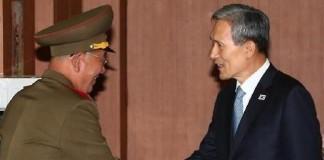 South Korean National Security Adviser Kim Kwan-Jin