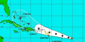 Tropical Storm Erika Predicted To Be A Hurricane